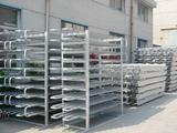 合金鋁排速凍架
